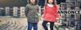 Klæd småbørnene ordentligt på, når kulden kommer