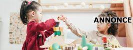 Derfor er legetøj vigtigt for dine børn